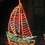 Na klar: AKL ist ja auch City of Sails!