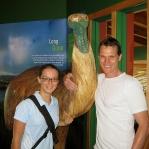 Diesen Riesenvogel haben die Maoris bis zum Aussterben gejagt
