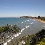 Longbay nördlich von Auckland