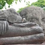 Wat Ratchaburana in Ayutthaya / Thailand