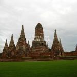 Chaiwatthanaram in Ayutthaya / Thailand
