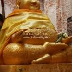 Wat Mahayong in Ayutthaya / Thailand