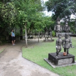 Sculpture Parc in Nong Khai