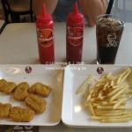 Umweltfreundliches KFC