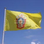 Königsflagge in Thailand