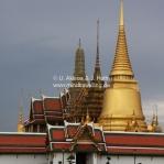 Der Königspalast und Wat Phra Kaew in Bangkok
