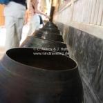 Almosenschalen im Wat Po / Bangkok / Thailand