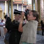 Maximaler Einsatz beim Fotografieren ;-)