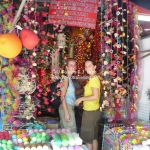 Chatuchak Markt in Bangkok / Thailand