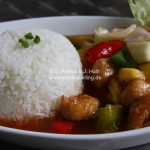 "Ein perfektes ""Chicken-Sweet'n Sour"""