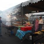 Auf dem Nachtmarkt in Bandar Seri Begawan / Brunei