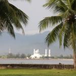 Moschee in Kota Kinabalu / Sabah / Borneo