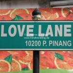 Cooler Straßenname