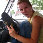 Yiiha!! Ich bekomme neue Schuhe!!!!!
