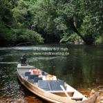 Bootsfahrt im Taman Negara National Park