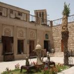 Im restaurierten Bastakia Viertel kann rumspazieren und viele der restaurierten Gebäude besichtigen