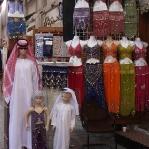 Traditionelle Kleidung der Emirati