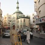 Straßenszene in Deira