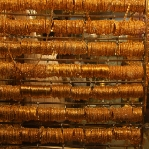 Der Gold Souq in Deira ist ziemlich beeindruckend, wer hat schon jemals so viel Gold gesehen?