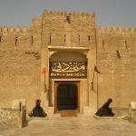 Das Dubai Museeum ist im Al-Fahidi-Fort aus dem frühen 19. Jh. untergebracht