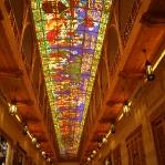 Nochmal das längste Glasdach der Welt...