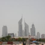 Die Emirates Twintower