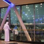 In der Mall of the Emirates gibt es 4 Pisten zum Skifahren.