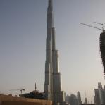 Das höchste Gebäude der welt, der Burj Dubai, mit über 800 m. Hier wird auch das erste Giorgio Armani Hotel entstehen!