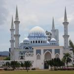Hübsche Moschee in Kuantan