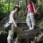 Im Regenwald auf Pulau Tioman
