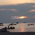 Sonnenuntergang auf Pulau Tioman