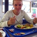 Essen inklusive auf unserer Milford Sound Cruise