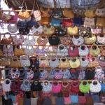Anjuna Markt in Goa