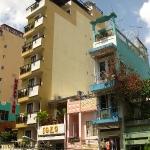 Witzige Architektur in HCMC / Vietnam