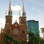 Notre Dame von HCMC / Vietnam