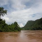 Cruising down the Mighty Mekong from Huay Xai to Luang Prabang