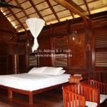 Sisu Lodge während der Luang Say Cruise