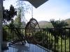 Unser Balkon in Kumily
