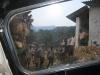 Auf der Fahrt zu den Elefanten