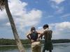Anglergespräch