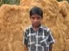 Anwohner des Sarovaram-Resort
