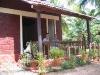Unsere Hütte in Kannur