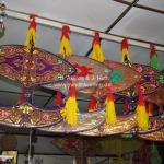 Traditionelle Drachen in Malaysia