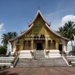 Wat in Luang Prabang / Laos