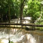 Tad Se Wasserfall bei Luang Prabang / Laos