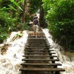 Kong Si Wasserfall bei Luang Prabang / Laos