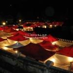 Auf dem schönen Nachtmarkt in Luang Prabang / Laos