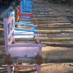 Stühle zum Tragenlassen