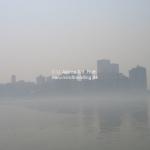 Smog in Mumbai / Bombay