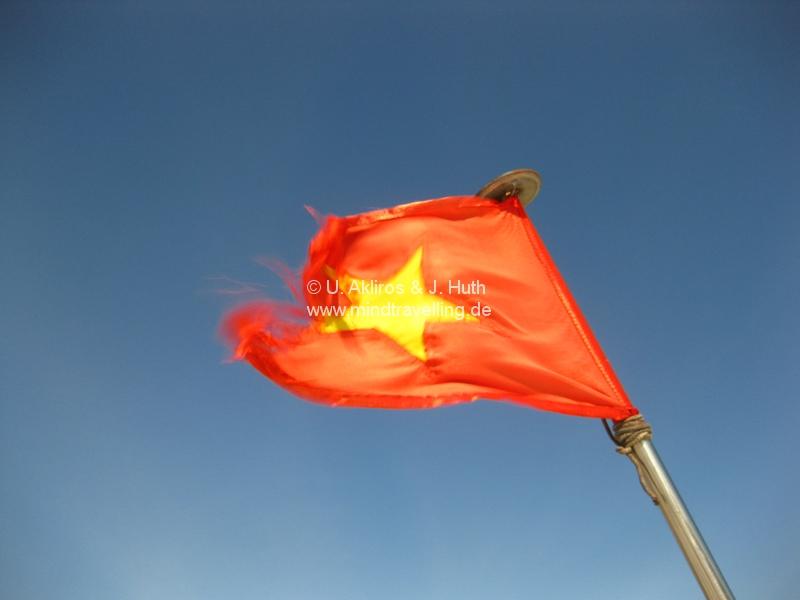Im Eiltempo geht's nach Vietnam